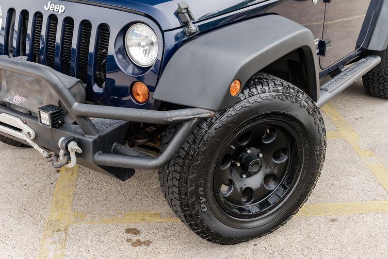 2013 Jeep Wrangler SPORT 4X4 3.6L V6 CLEAN CARFAX TASTEFUL MODS NICE! in Rowlett, Texas