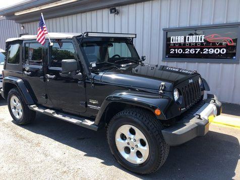 2013 Jeep Wrangler Unlimited Sahara in San Antonio, TX