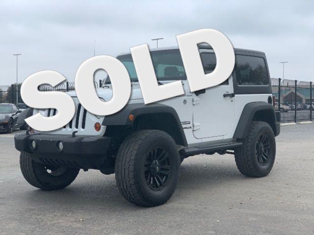 2013 Jeep Wrangler Sport in San Antonio, TX 78233