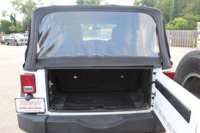 2013 Jeep Wrangler Sport in , Missouri 63011