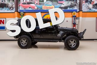 2013 Jeep Wrangler Unlimited Sahara 4X4 in Addison Texas, 75001