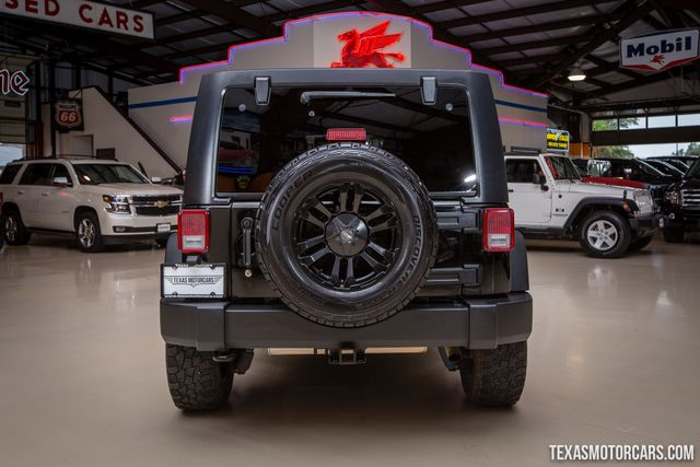 2013 Jeep Wrangler Unlimited Sport 4X4 in Addison Texas, 75001