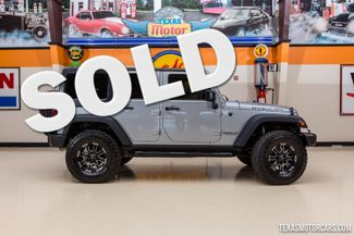 2013 Jeep Wrangler Unlimited Rubicon 4X4 in Addison Texas, 75001