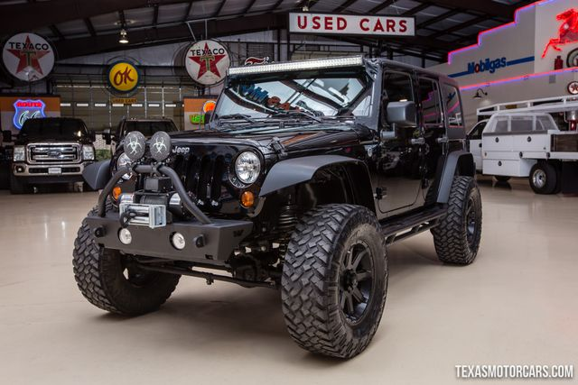 2013 Jeep Wrangler Unlimited Sport 4X4 in Addison, Texas 75001