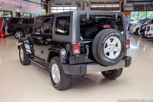 2013 Jeep Wrangler Unlimited Freedom Edition in Addison, Texas 75001