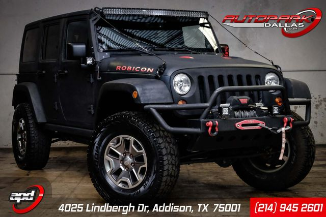 2013 Jeep Wrangler Unlimited Rubicon w/ Many Upgrades