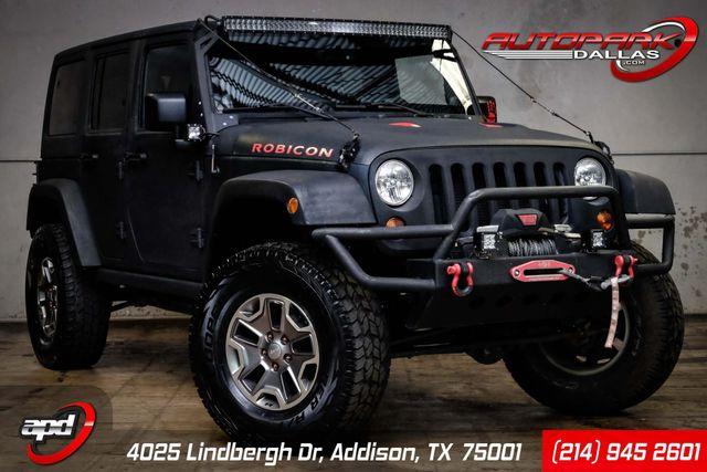 2013 Jeep Wrangler Unlimited Rubicon w/ Many Upgrades
