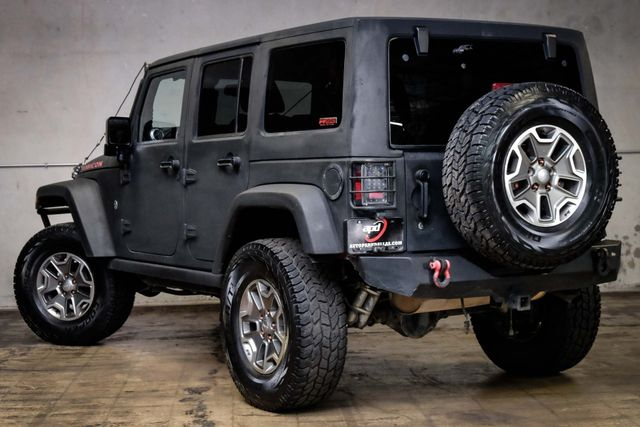 2013 Jeep Wrangler Unlimited Rubicon w/ Many Upgrades in Addison, TX 75001
