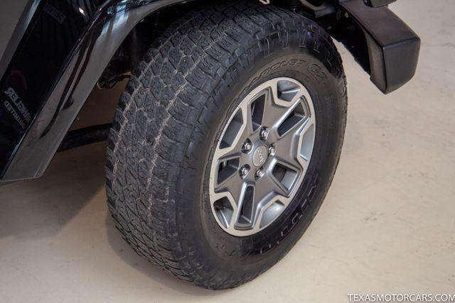 2013 Jeep Wrangler Unlimited Rubicon 4x4 in Addison, Texas 75001