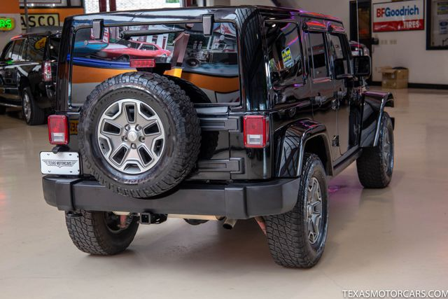 2013 Jeep Wrangler Unlimited Rubicon 4x4 in Addison, Texas 75001