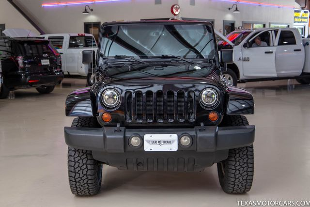 2013 Jeep Wrangler Unlimited Sahara in Addison, Texas 75001