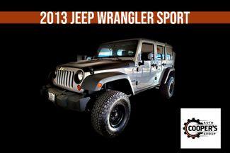 2013 Jeep Wrangler Unlimited Sport in Albuquerque, NM 87106