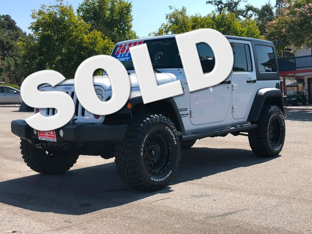 2013 Jeep Wrangler Unlimited Sport in Atascadero CA, 93422