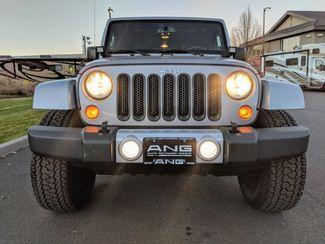 2013 Jeep Wrangler Unlimited Sahara Bend, Oregon 1