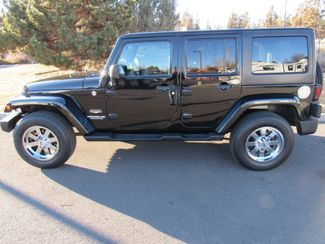 2013 Jeep Wrangler Unlimited Sahara Bend, Oregon 1