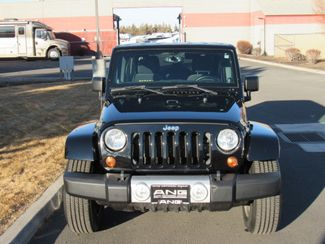 2013 Jeep Wrangler Unlimited Sahara Bend, Oregon 4