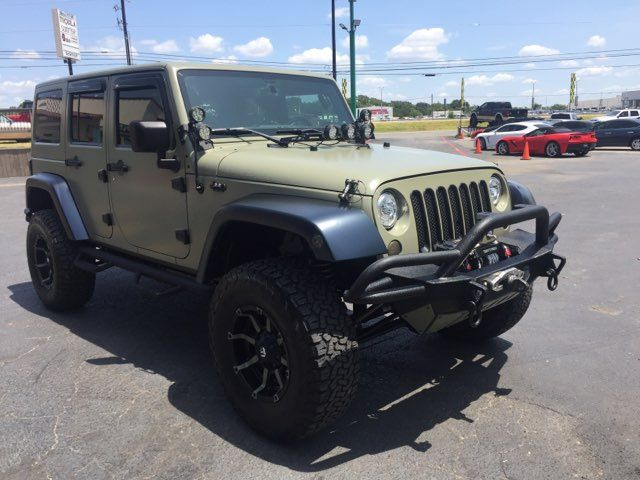 2013 Jeep Wrangler Unlimited Sahara in Boerne, Texas 78006