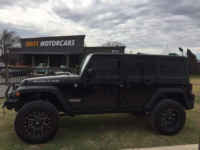 2013 Jeep Wrangler Unlimited Rubicon in Boerne, Texas 78006