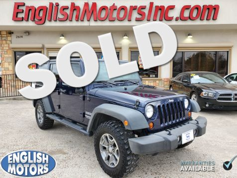 2013 Jeep Wrangler Unlimited Sport in Brownsville, TX