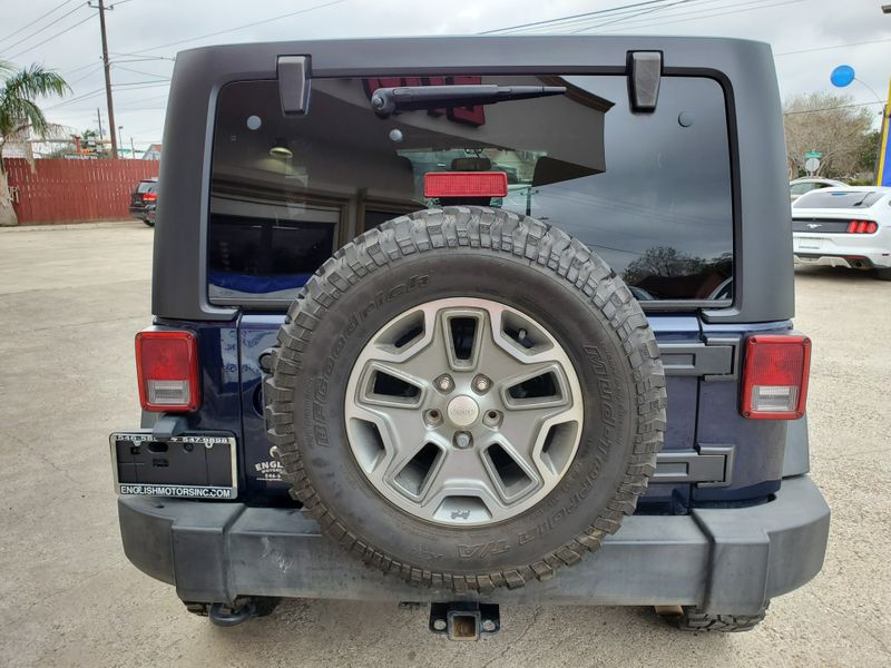 2013 Jeep Wrangler Unlimited Sport  Brownsville TX  English Motors  in Brownsville, TX