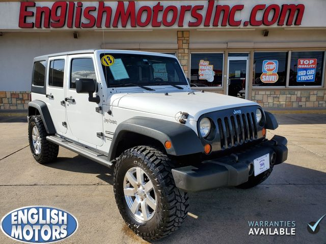 2013 Jeep Wrangler Unlimited Sport in Brownsville, TX 78521