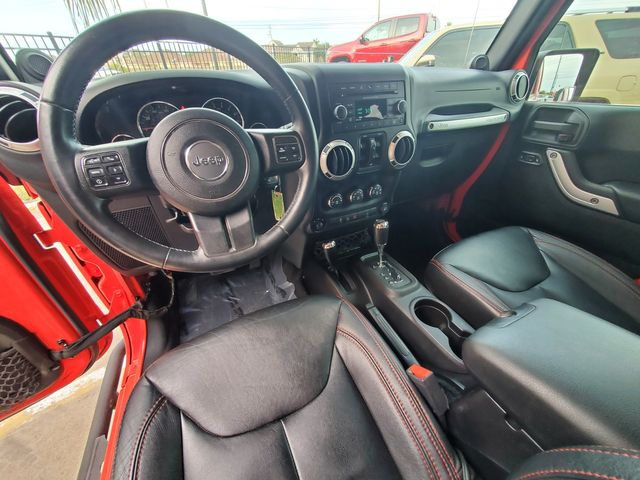 2013 Jeep Wrangler Unlimited Sahara in Brownsville, TX 78521