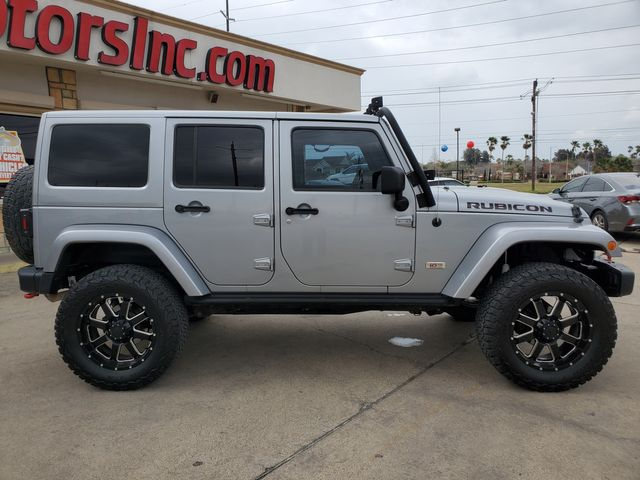 2013 Jeep Wrangler Unlimited Rubicon 10th Anniversary in Brownsville, TX 78521