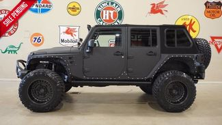 2013 Jeep Wrangler Unlimited Sport 4X4 KEVLAR,FMJ,LIFTED,NAV,HTD LTH,KICKER ... in Carrollton TX, 75006