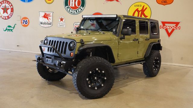 2013 Jeep Wrangler Unlimited Sport 4X4 LIFTED,BUMPERS,LED'S,NAV,109K in Carrollton, TX 75006