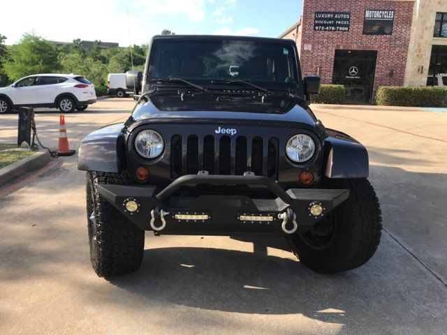 2013 Jeep Wrangler Unlimited Sahara ONE OWNER in Carrollton, TX 75006