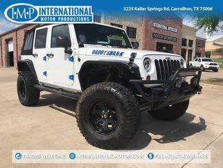 2013 Jeep Wrangler Unlimited Freedom Edition in Carrollton, TX 75006
