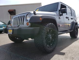 2013 Jeep Wrangler Unlimited Sport | Champaign, Illinois | The Auto Mall of Champaign in Champaign Illinois