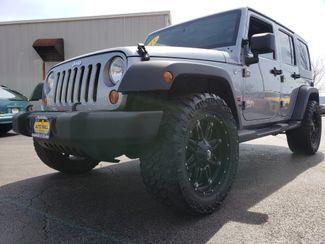 2013 Jeep Wrangler Unlimited Sport   Champaign, Illinois   The Auto Mall of Champaign in Champaign Illinois