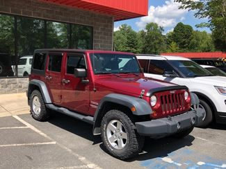 2013 Jeep Wrangler Unlimited in Charlotte, NC