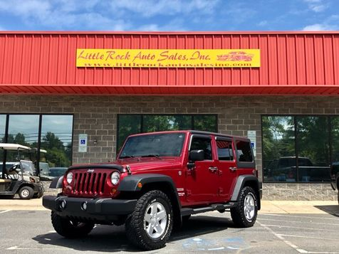2013 Jeep Wrangler Unlimited Sport in Charlotte, NC