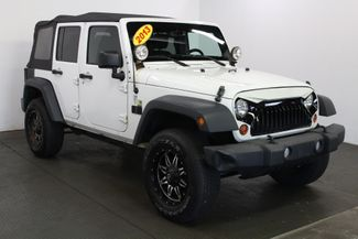2013 Jeep Wrangler Unlimited Sport in Cincinnati, OH 45240
