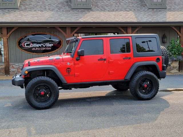 2013 Jeep Wrangler Unlimited Rubicon in Collierville, TN 38107