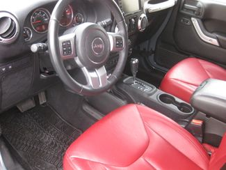 2013 Sold Jeep Wrangler Unlimited Rubicon 10th Anniversary Conshohocken, Pennsylvania 17