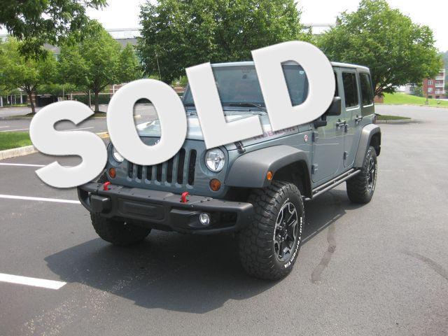 2013 Jeep Wrangler Unlimited Rubicon 10th Anniversary Conshohocken, Pennsylvania