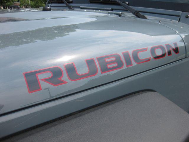 2013 Jeep Wrangler Unlimited Rubicon 10th Anniversary Conshohocken, Pennsylvania 13
