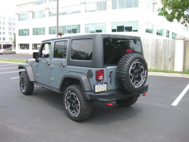2013 Jeep Wrangler Unlimited Rubicon 10th Anniversary Conshohocken, Pennsylvania 4