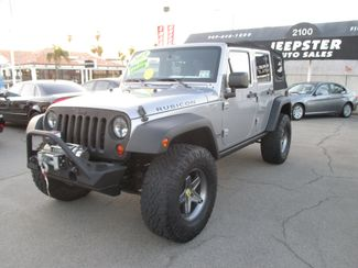 2013 Jeep Wrangler Unlimited Rubicon 4X4 in Costa Mesa California, 92627