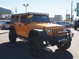 2013 Jeep Wrangler Unlimited Sport Englewood, CO 2