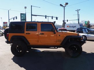 2013 Jeep Wrangler Unlimited Sport Englewood, CO 3