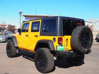 2013 Jeep Wrangler Unlimited Sport Englewood, CO 7