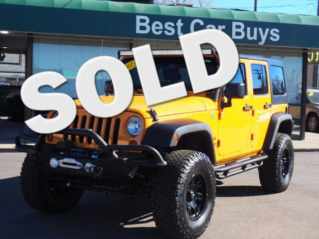 2013 Jeep Wrangler Unlimited Sport Englewood, CO