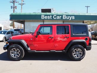 2013 Jeep Wrangler Unlimited Sport Englewood, CO 8