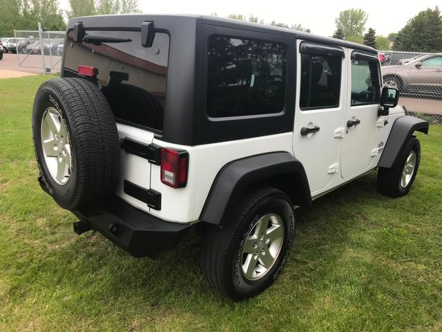 2013 Jeep Wrangler Unlimited Sport Farmington, MN 1