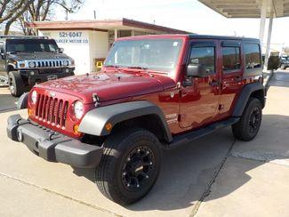 2013 Jeep Wrangler Unlimited Sport Fayetteville , Arkansas 1