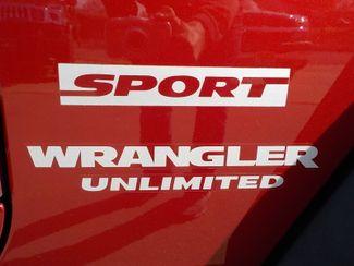 2013 Jeep Wrangler Unlimited Sport Fayetteville , Arkansas 19